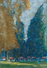 Kensington Gardens, 1914