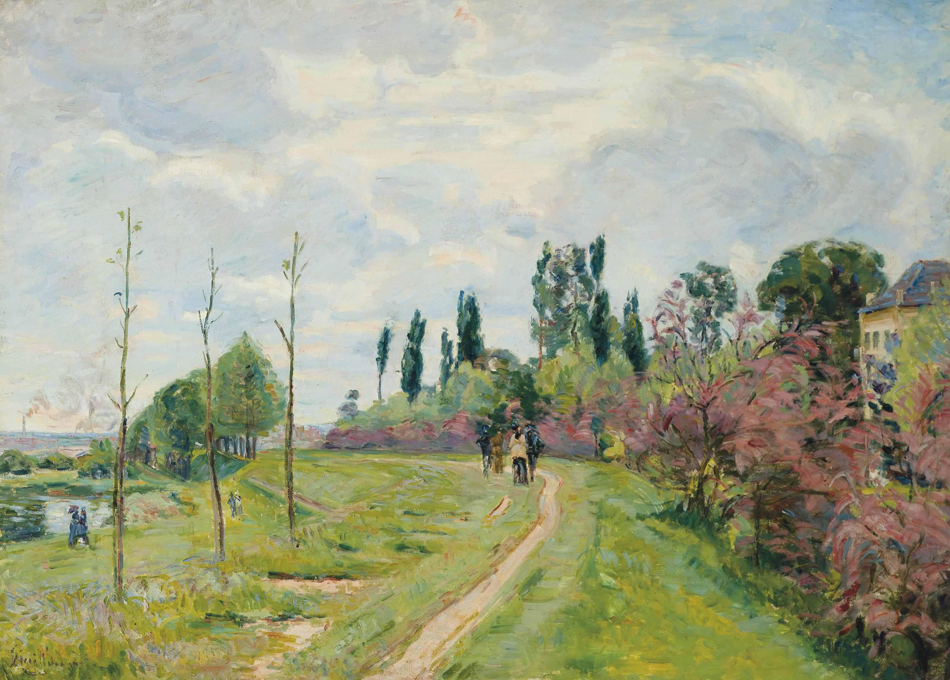 Картинки по запросу paysage d'ile de france