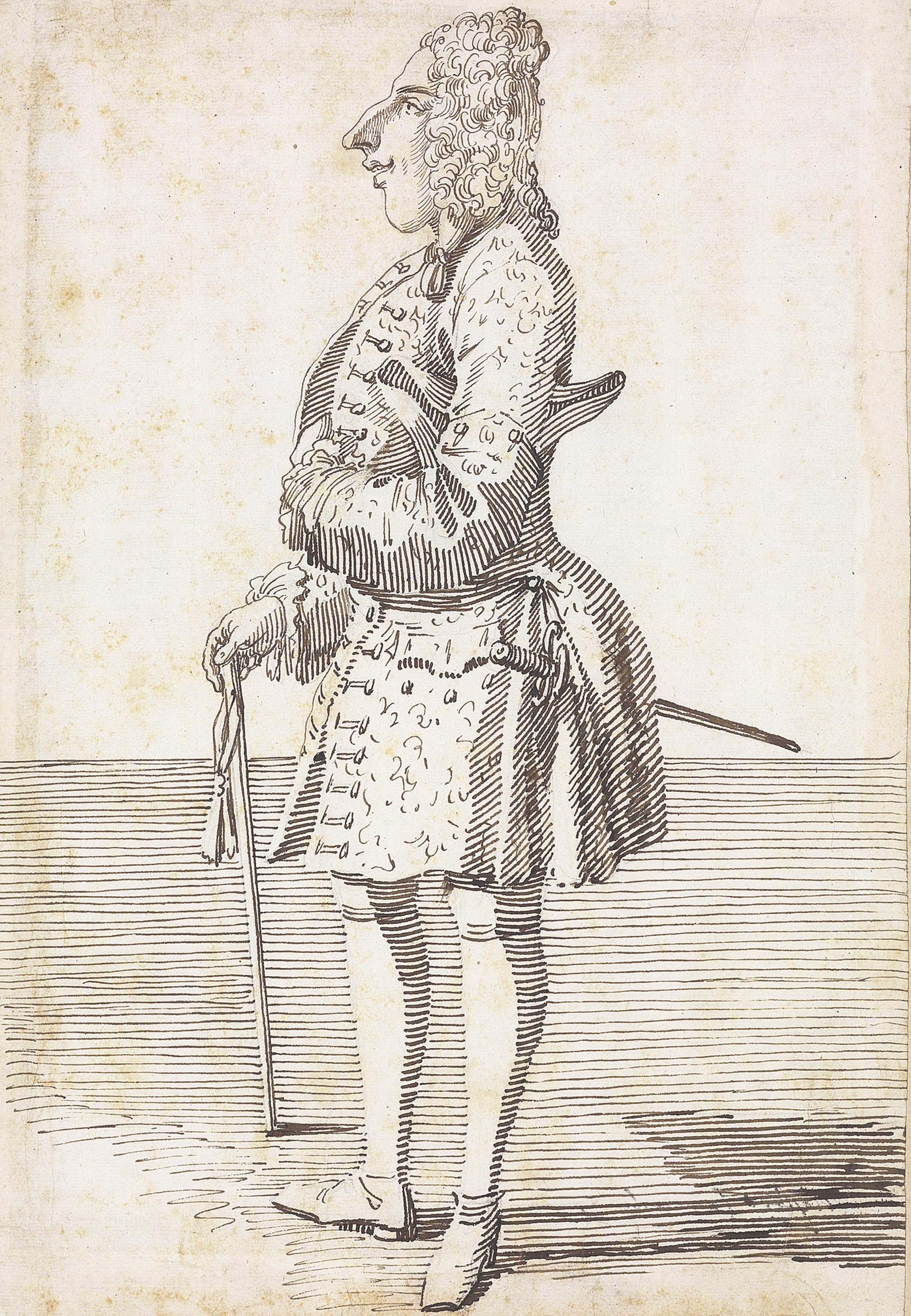 Henry Hyde, Viscount Cornbury (1710-1753)