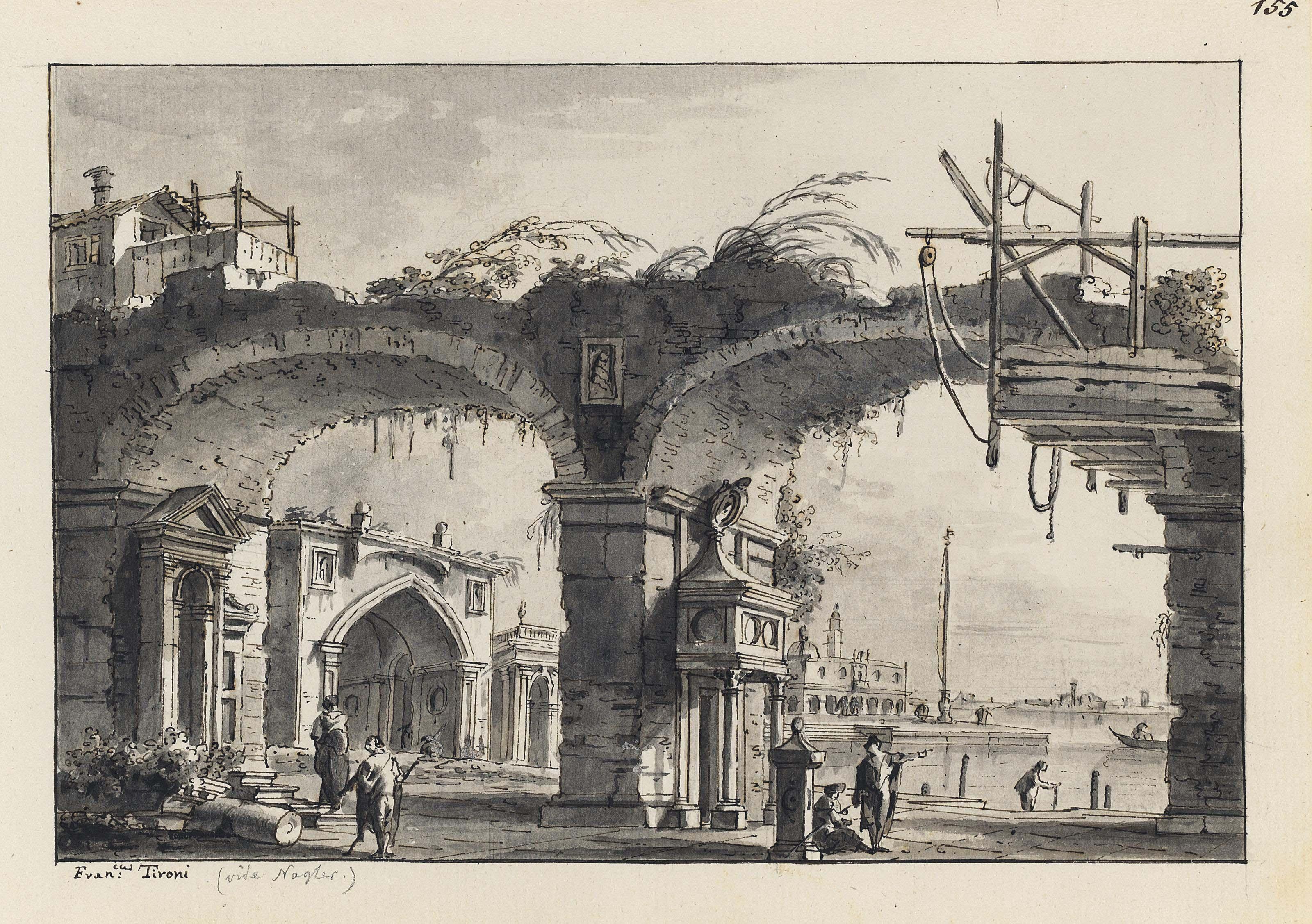 Francesco Tironi (Venice 1745-1800)