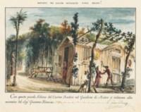 View of the Casino Rustico at the villa of Conte Giacomo Durazzo at Mestre