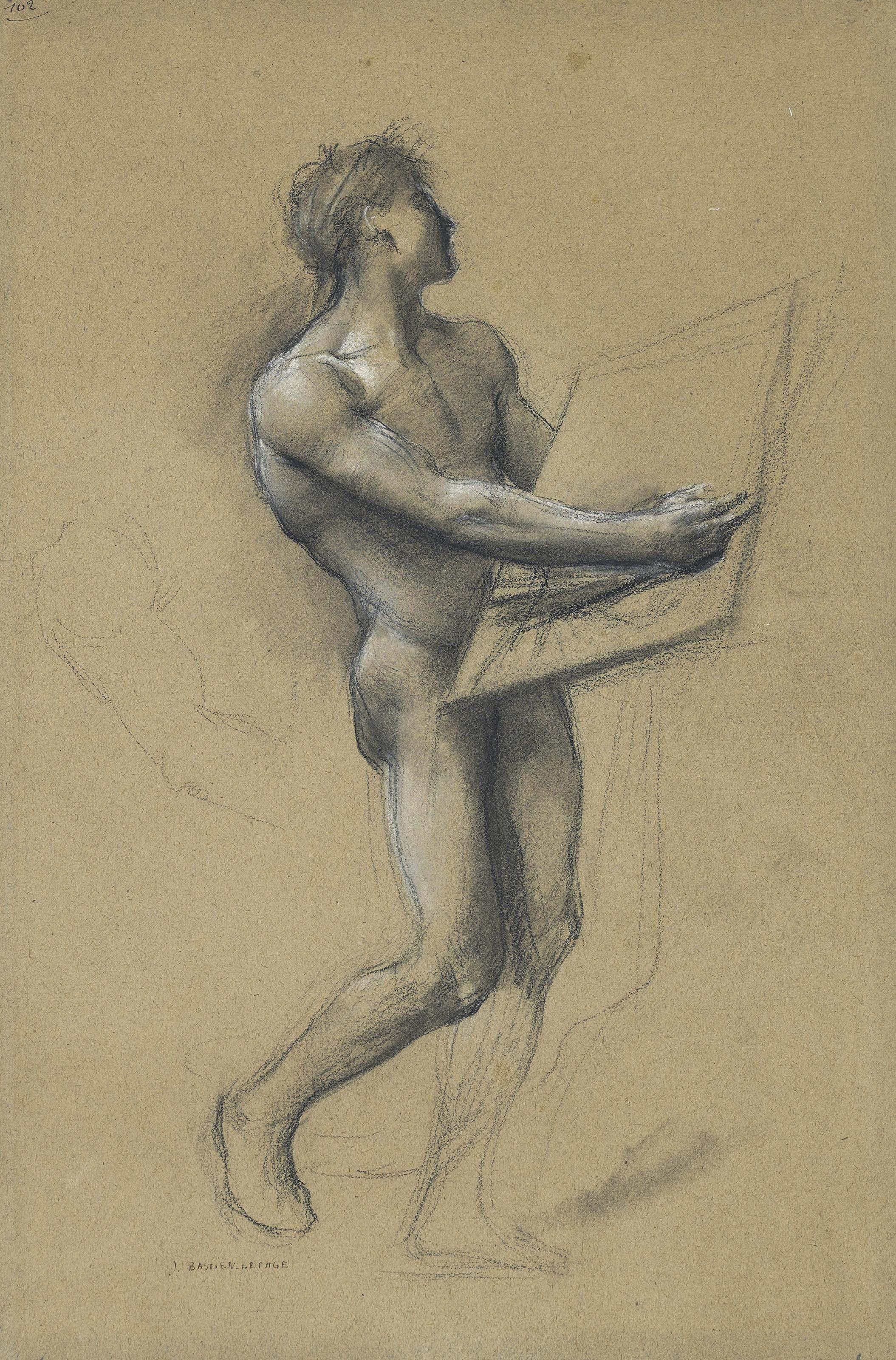 Jules Bastien-Lepage (Damvillers 1848-1884 Paris)