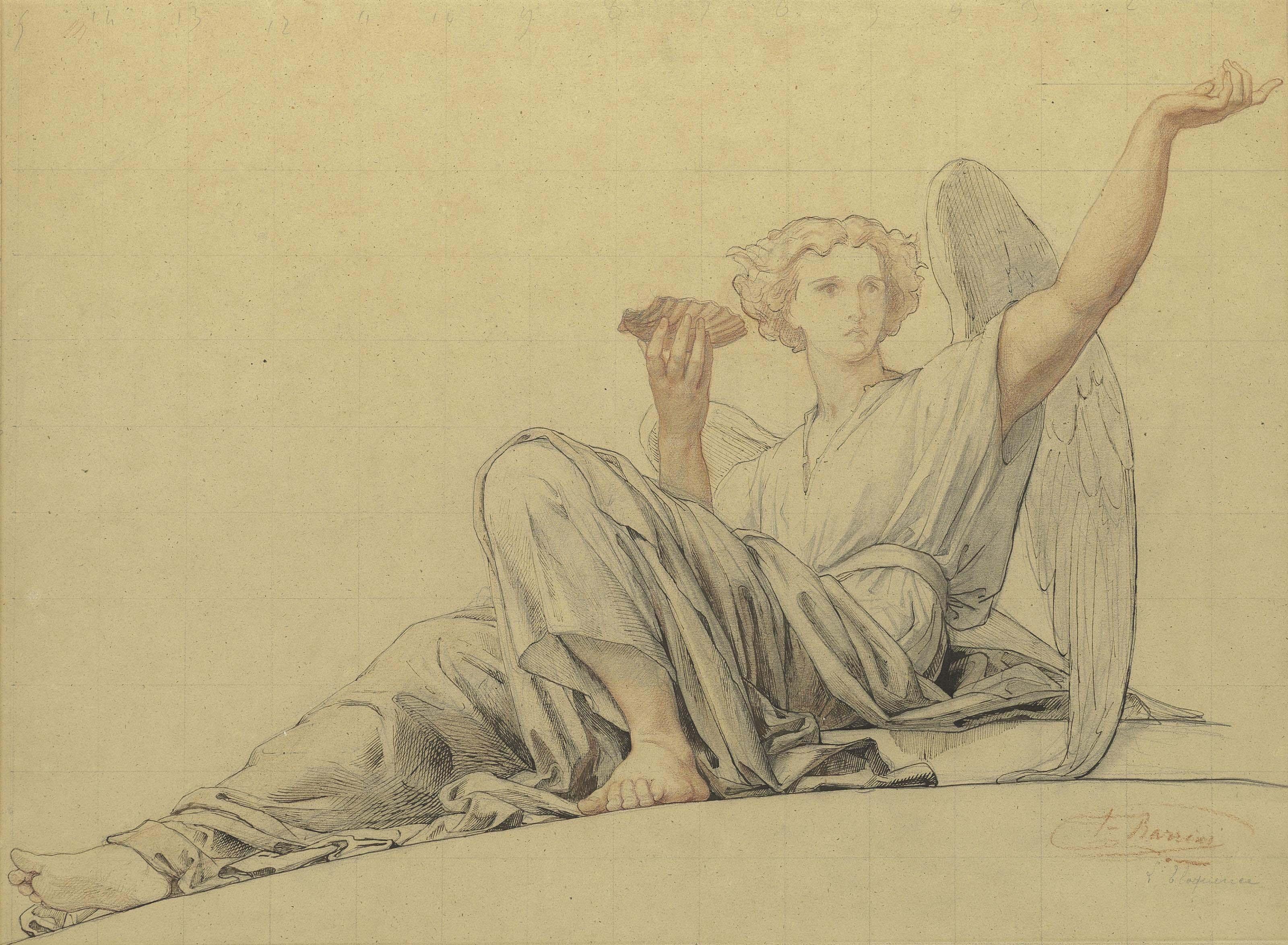 Felix-Joseph Barrias (Paris 1822-1907)