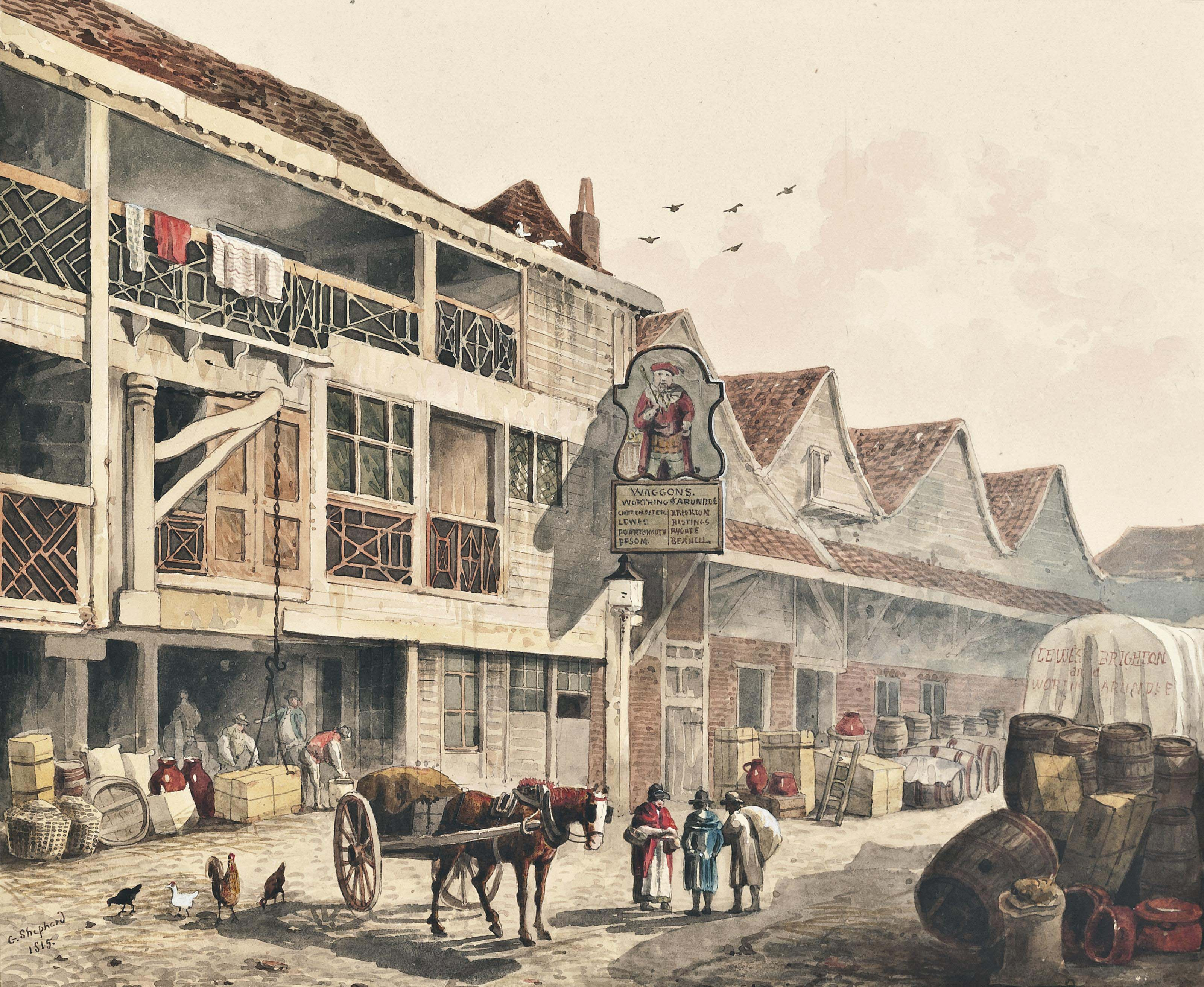 The King's Head, Southwark