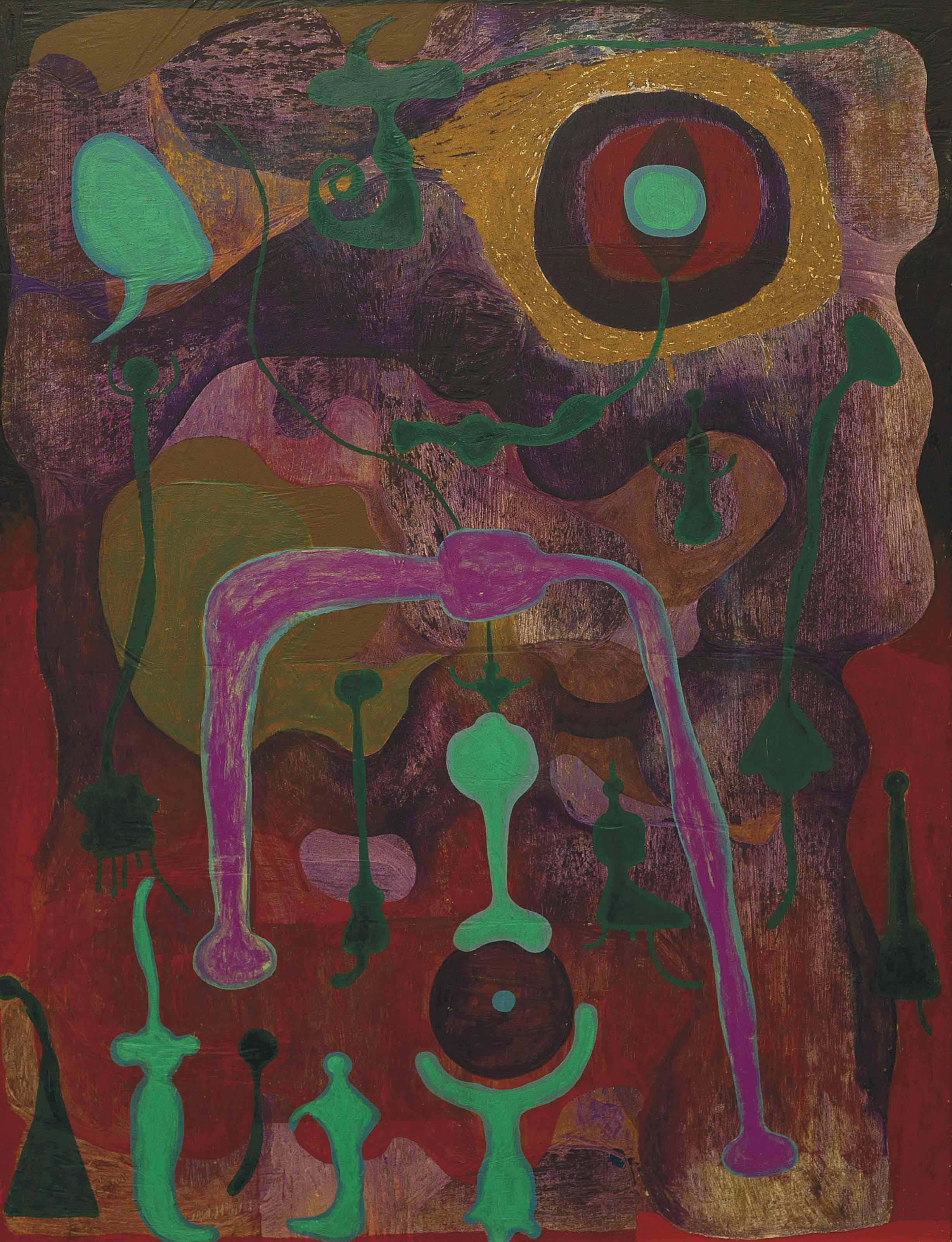 Composition (Nubia IV)