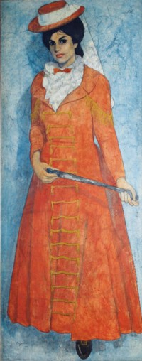 The Strange Lady Arlette Anhoury