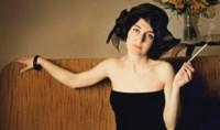 Self-portrait as Lady with a Cigarette (After Ibrahim Çalli)