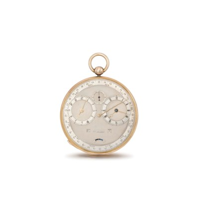 Breguet, Paris, No. 4111