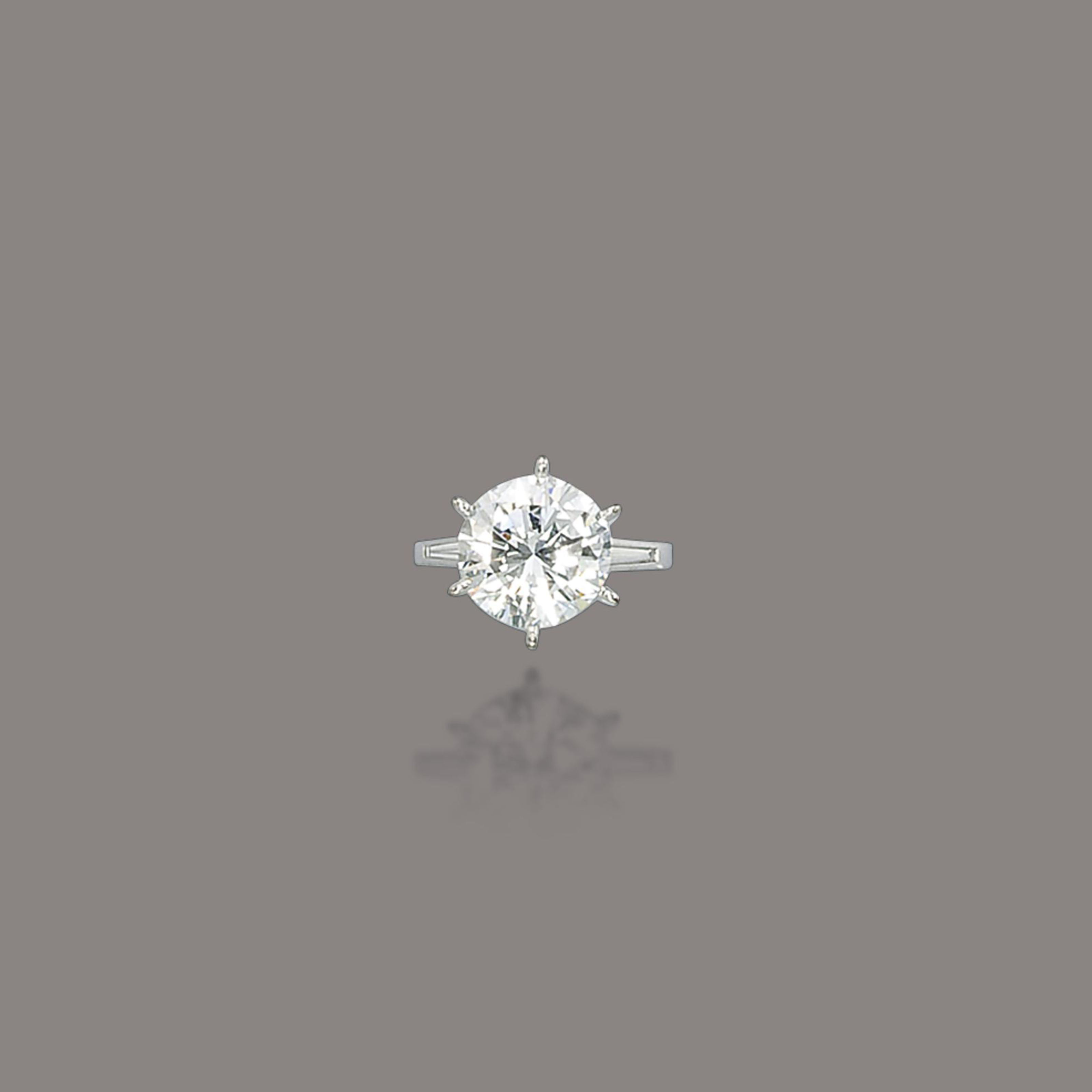 A DIAMOND RING, BY MEISTER