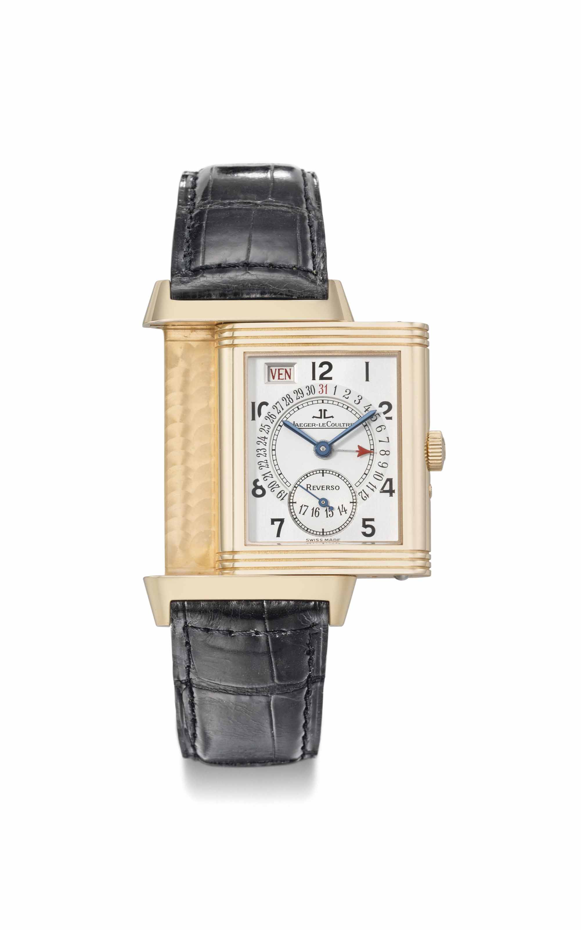 Jaeger-LeCoultre. A fine and u