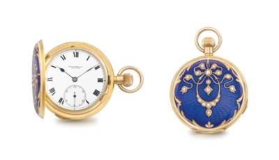 Meridian Watch Co. A fine, rar