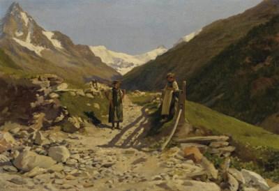 ROBERT ZÜND (1827-1909)