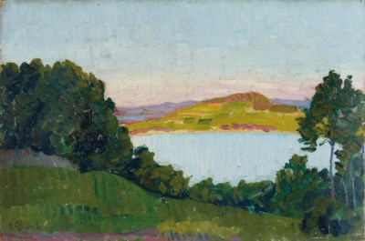ERNST GEIGER (1876-1965)