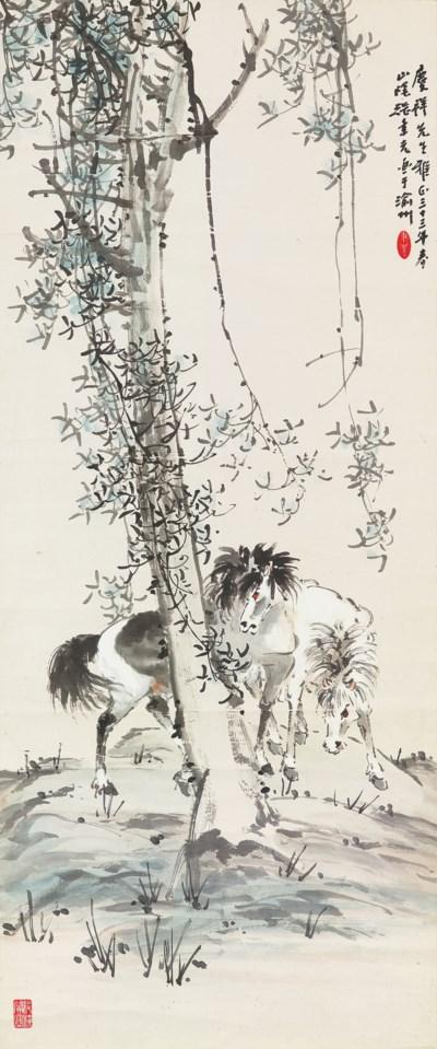 ZHANG YUGUANG (1886-1968)