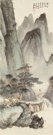 ZHANG DAQIAN (1899-1983)