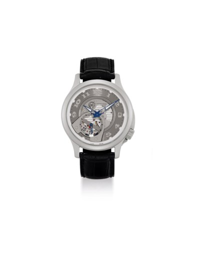 CHOPARD. A STAINLESS STEEL AUT