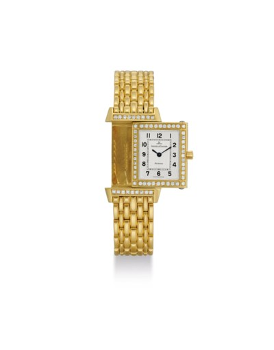 JAEGER-LECOULTRE. A LADY'S FIN