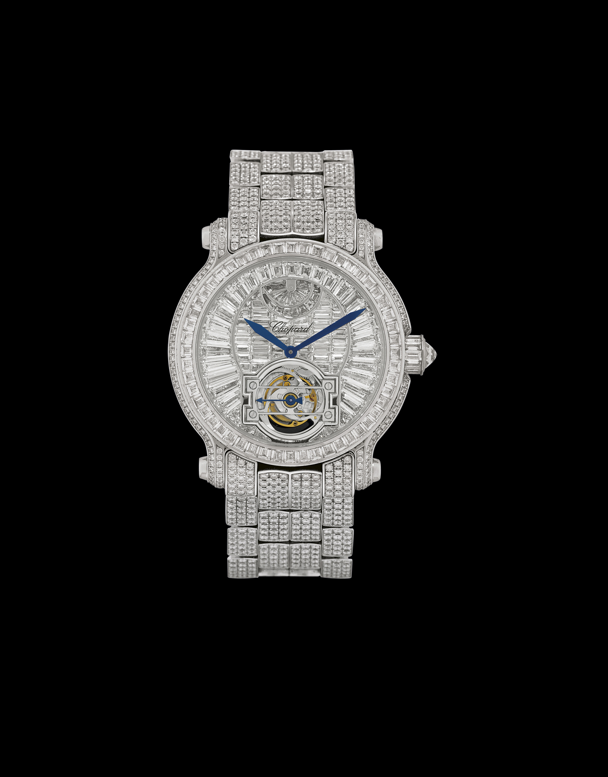 CHOPARD. A MAGNIFICENT AND VER