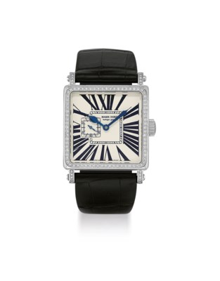 ROGER DUBUIS. A LADY'S FINE 18