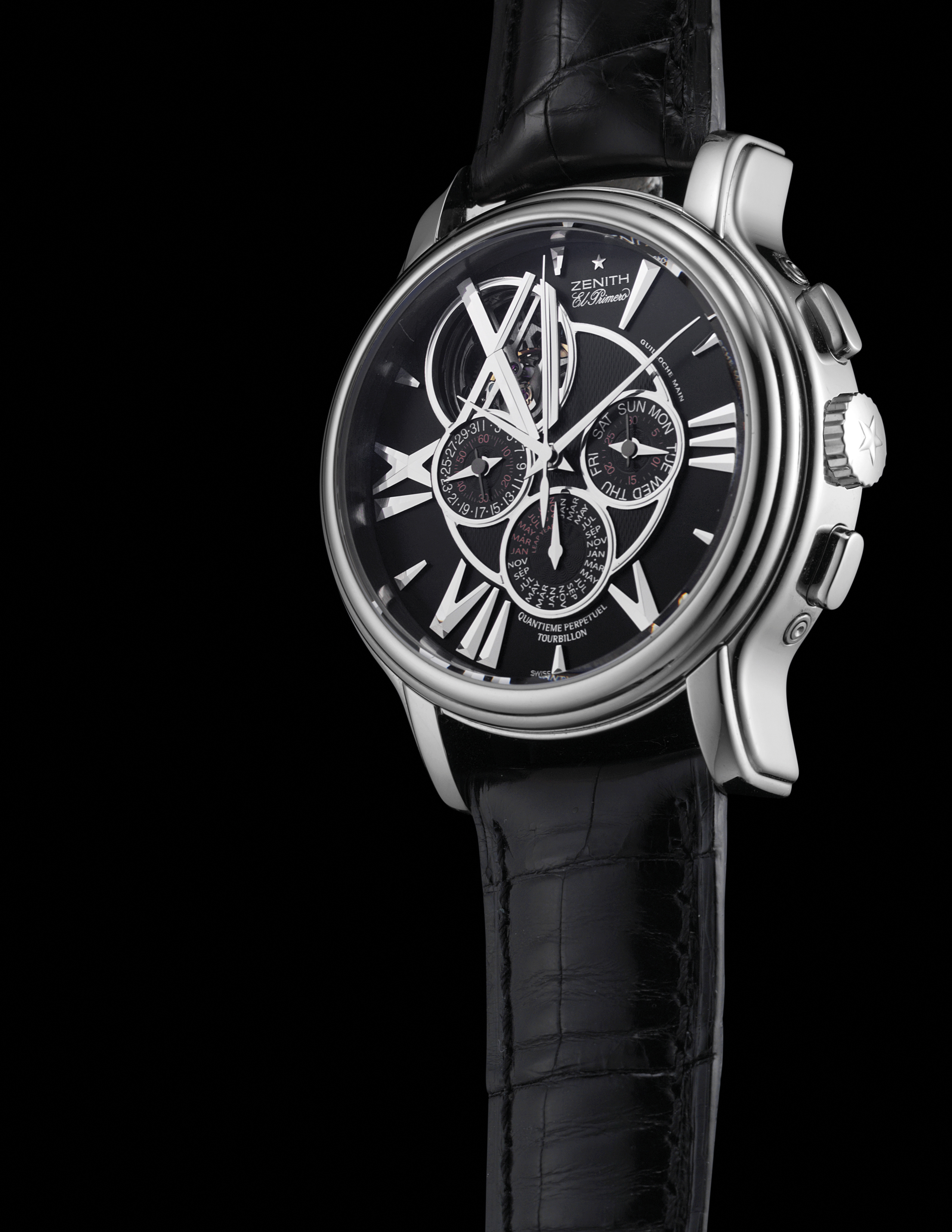 ZENITH. A FINE, LARGE AND RARE