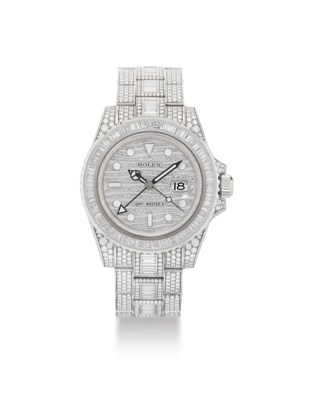 ROLEX. AN IMPRESSIVE AND VERY