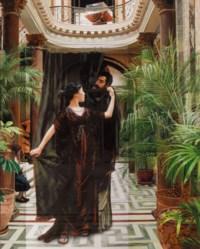The Costume of Painter: Phantom of Museum Ja, J.E.Millais