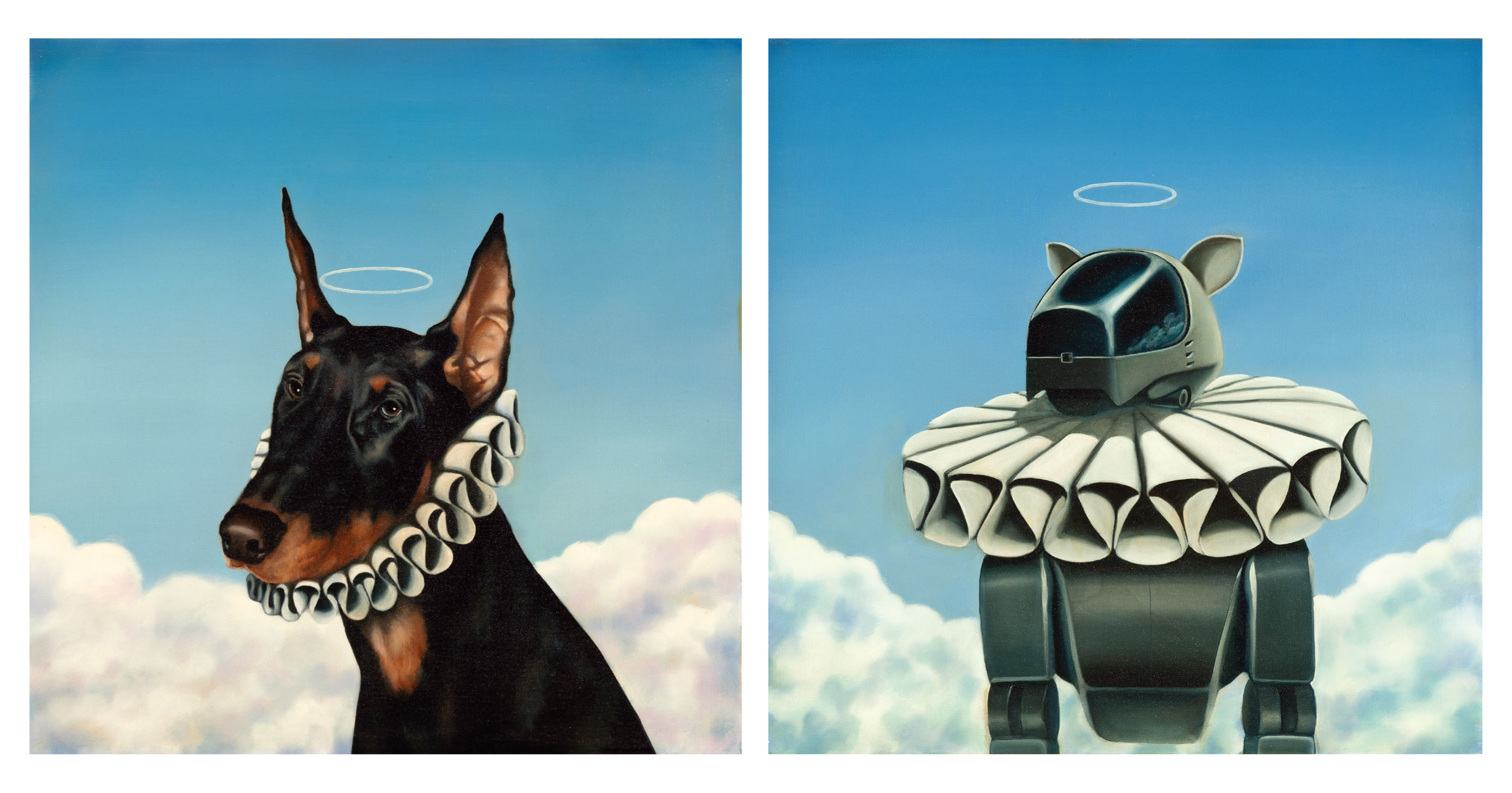All Dogs Go To Heaven: Doberman