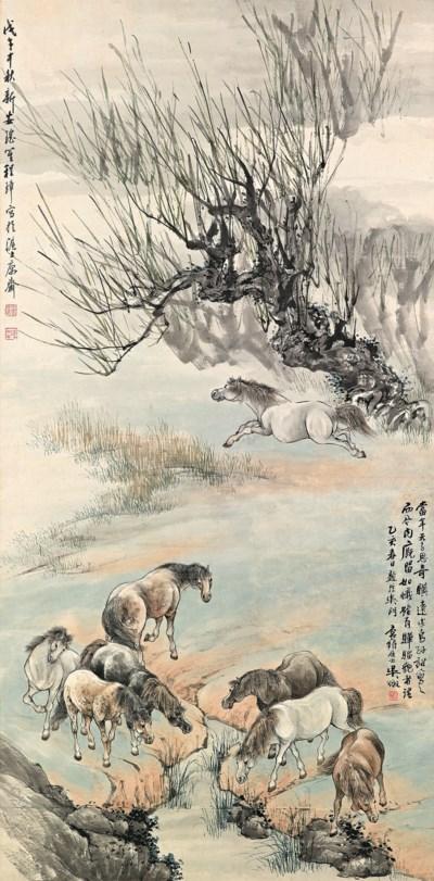 CHENG ZHANG (1869-1936)