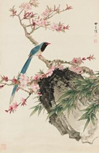Plum Blossom and Birds