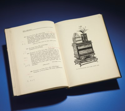 ILLUSTRATED CATALOGUE OF THE F