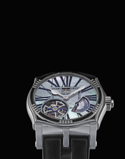 ROGER DUBUIS. A STAINLESS STEE
