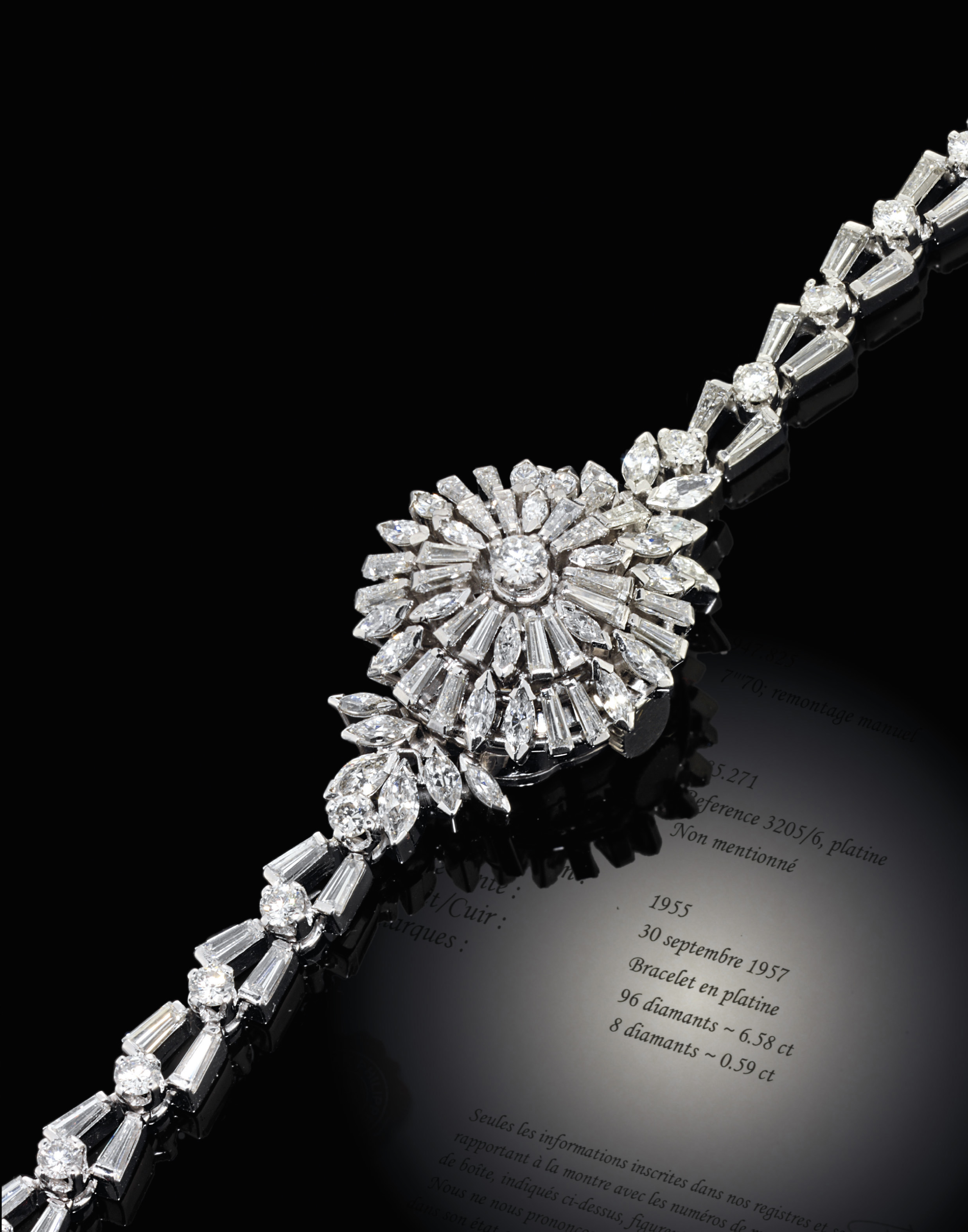 PATEK PHILIPPE. A LADY'S EXTRE