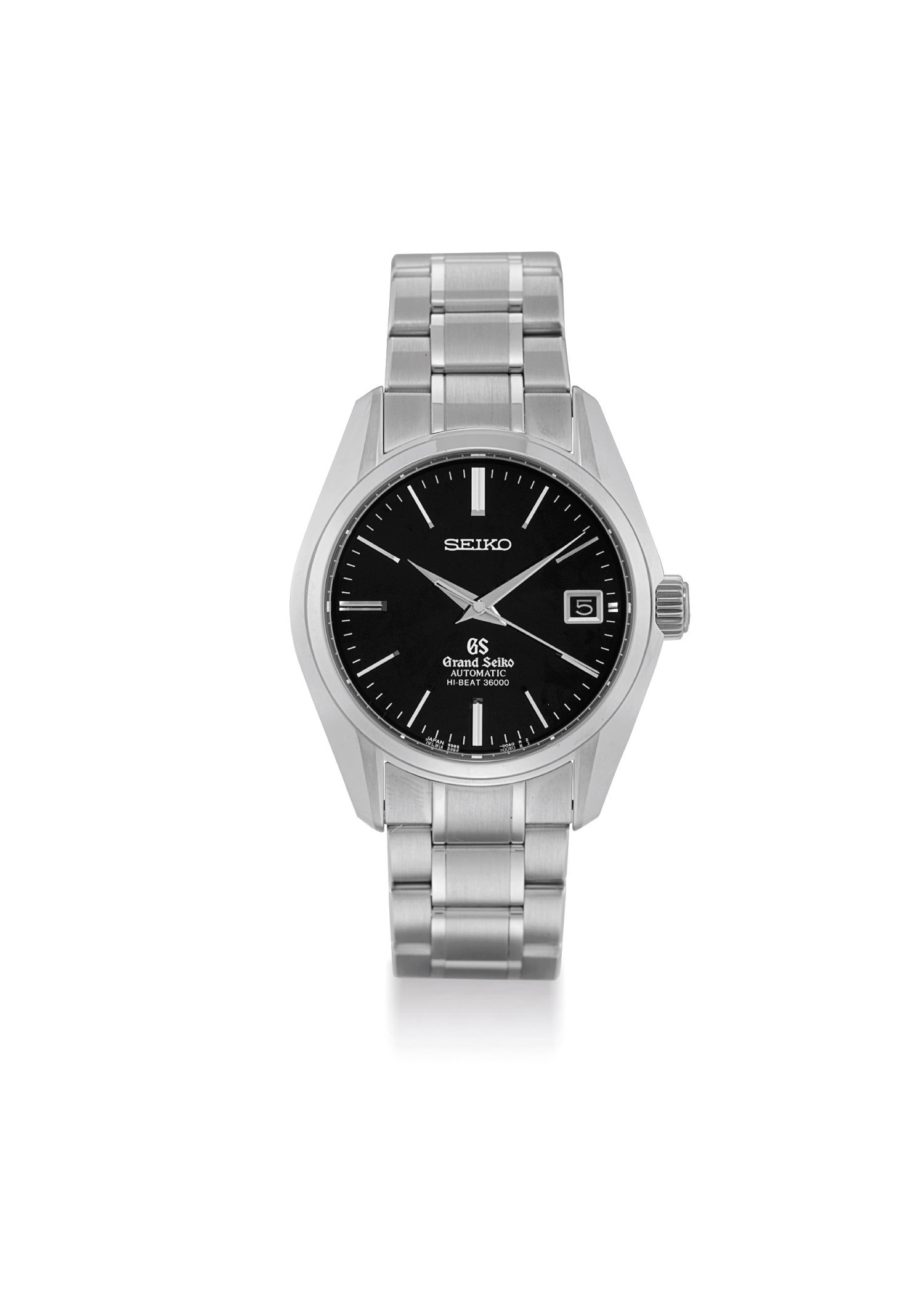 GRAND SEIKO. A STAINLESS STEEL
