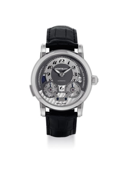 MONTBLANC. A STAINLESS STEEL A