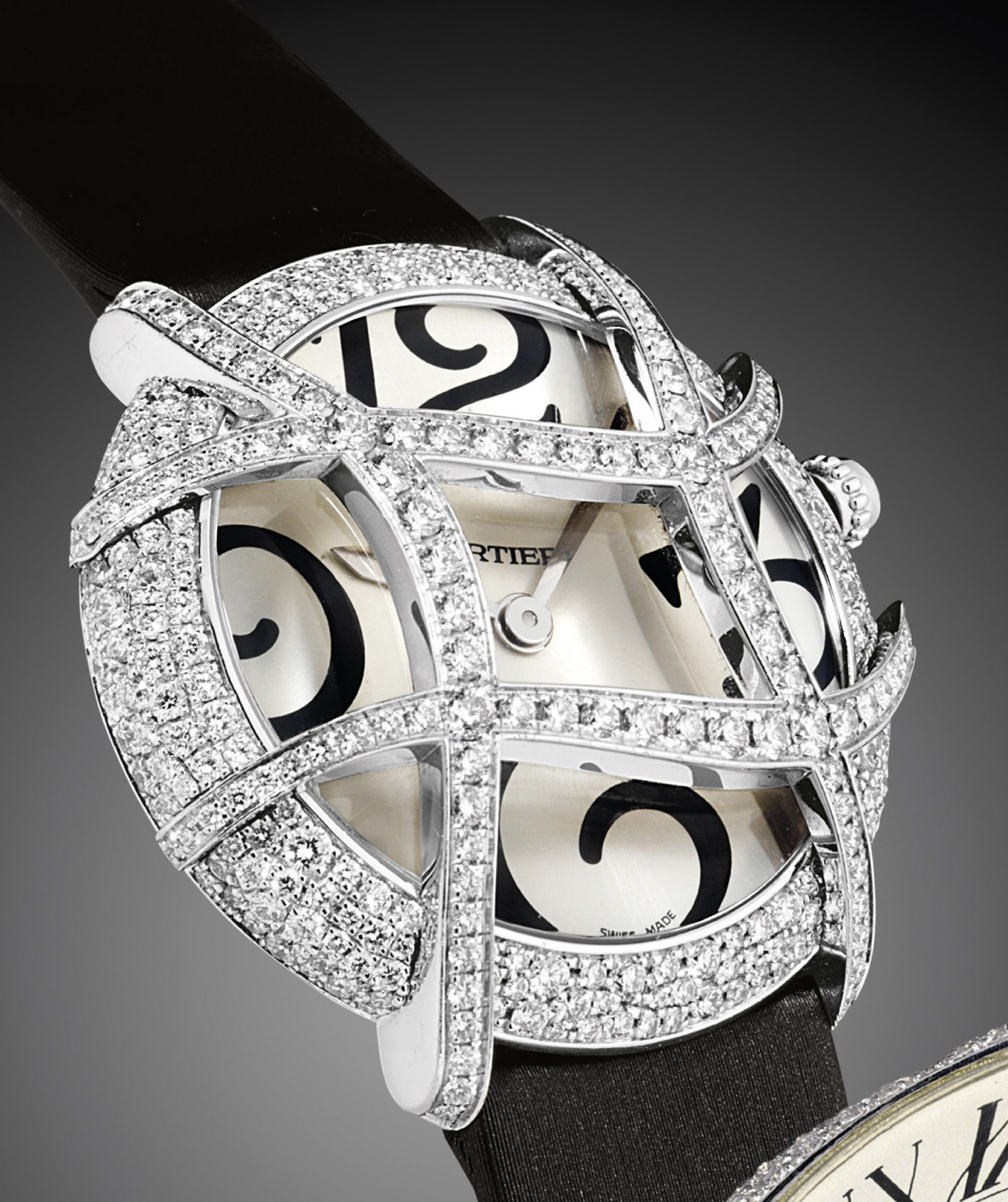 CARTIER. A LADY'S ATTRACTIVE A