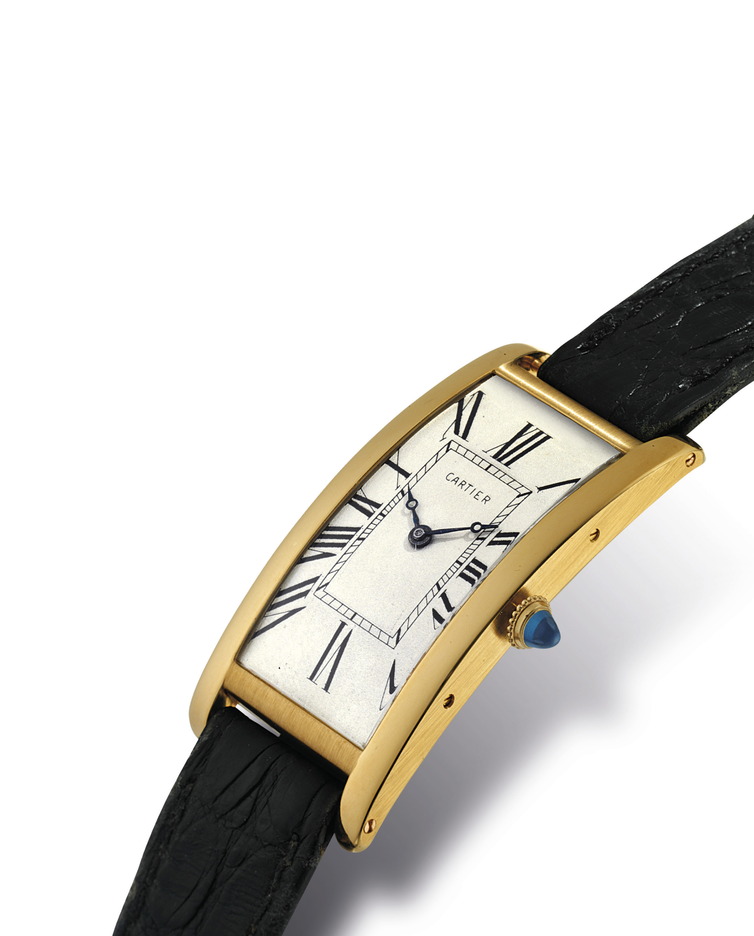 CARTIER. A VERY RARE AND LARGE