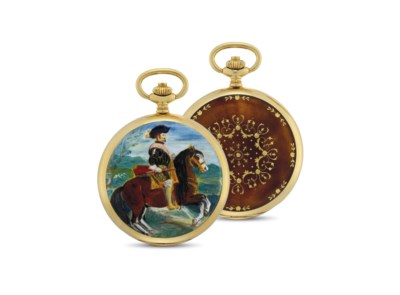 CLAUDE MEYLAN. AN 18K GOLD AND