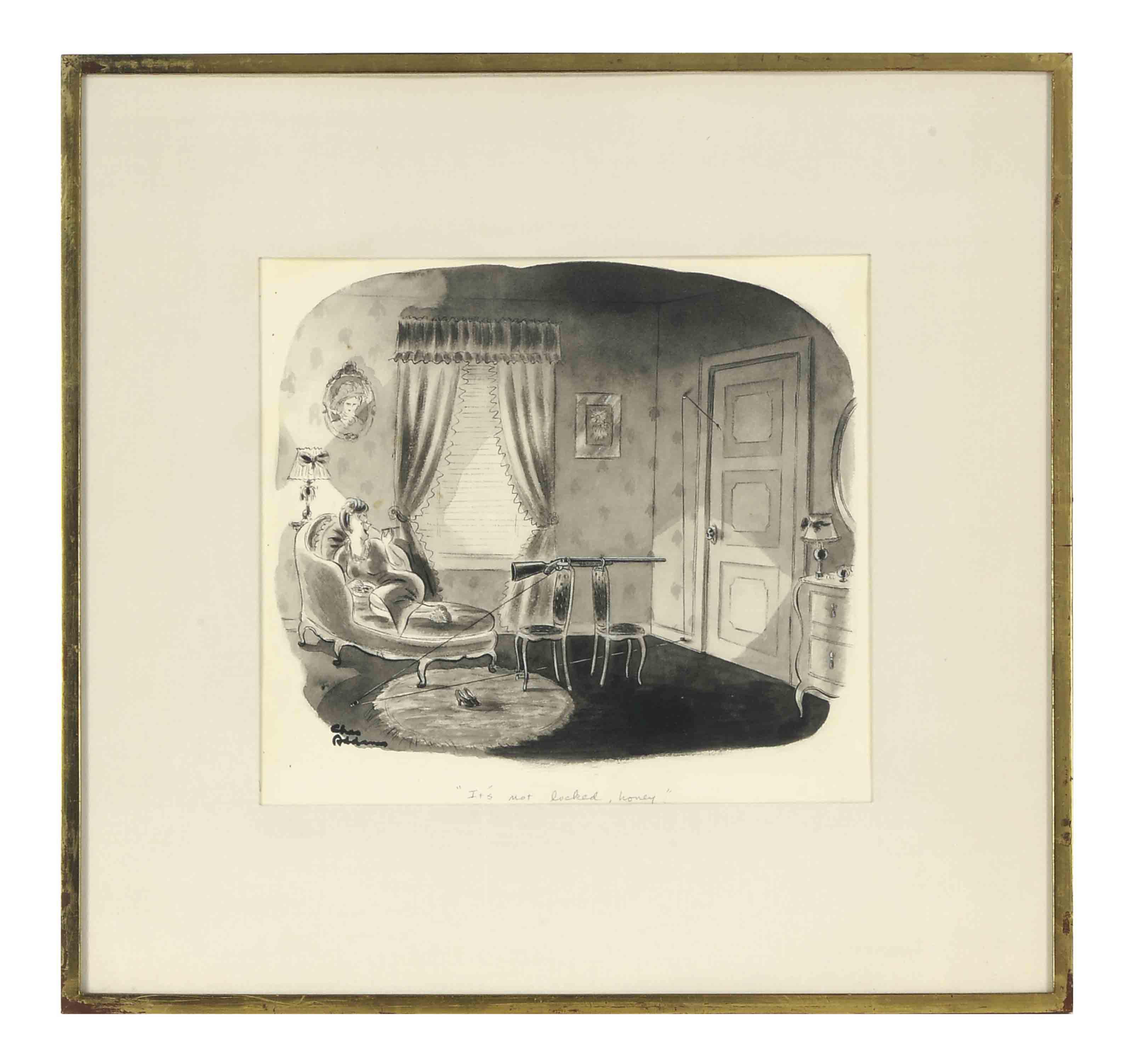 Charles Addams (AMERICAN, 1912