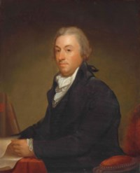 Portrait of Robert R. Livingston
