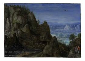 Lucas van Valckenborch (Malines c. 1535-1597 Frankfurt)