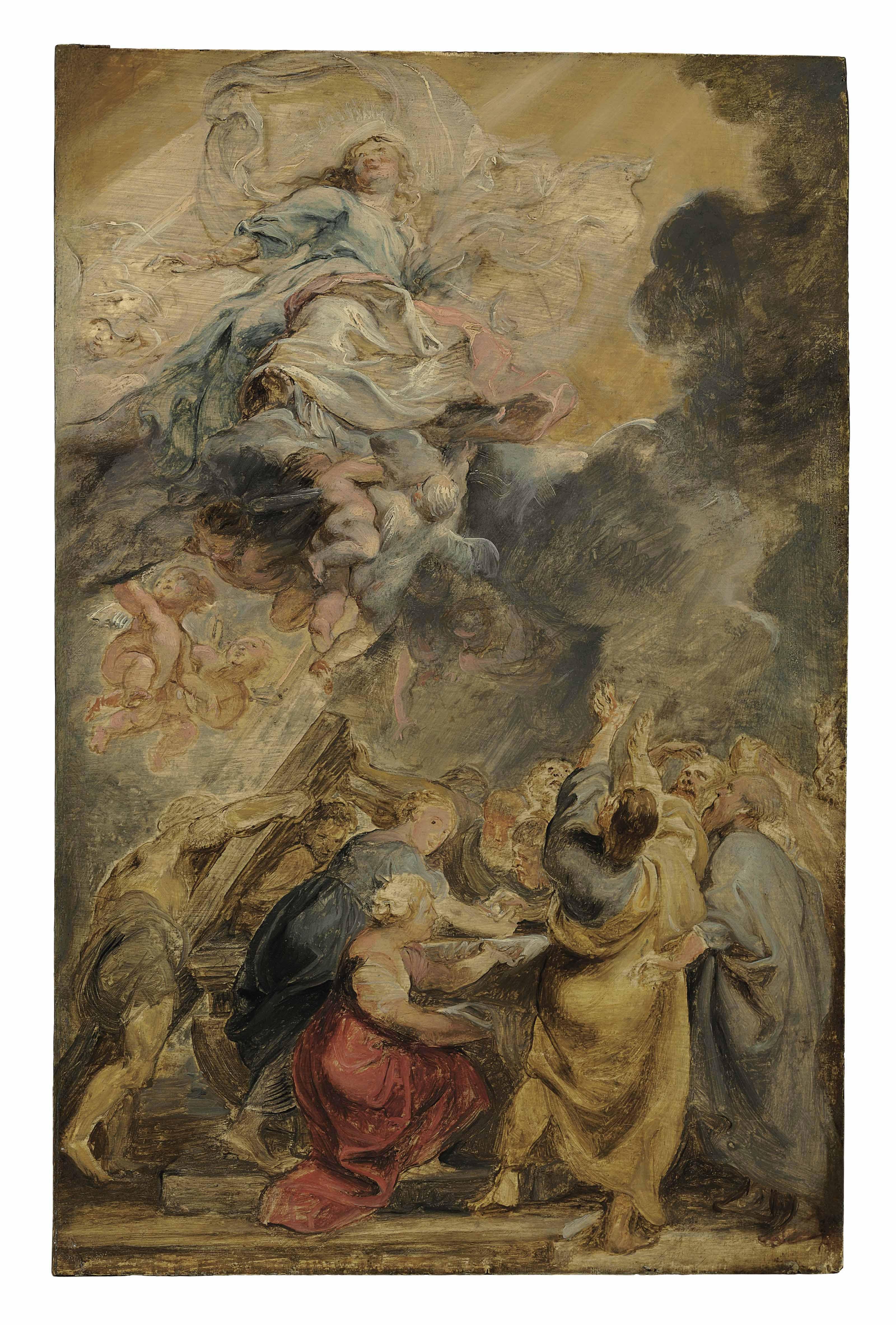Sir Peter Paul Rubens (Siegen, Westphalia 1577-1640 Antwerp)