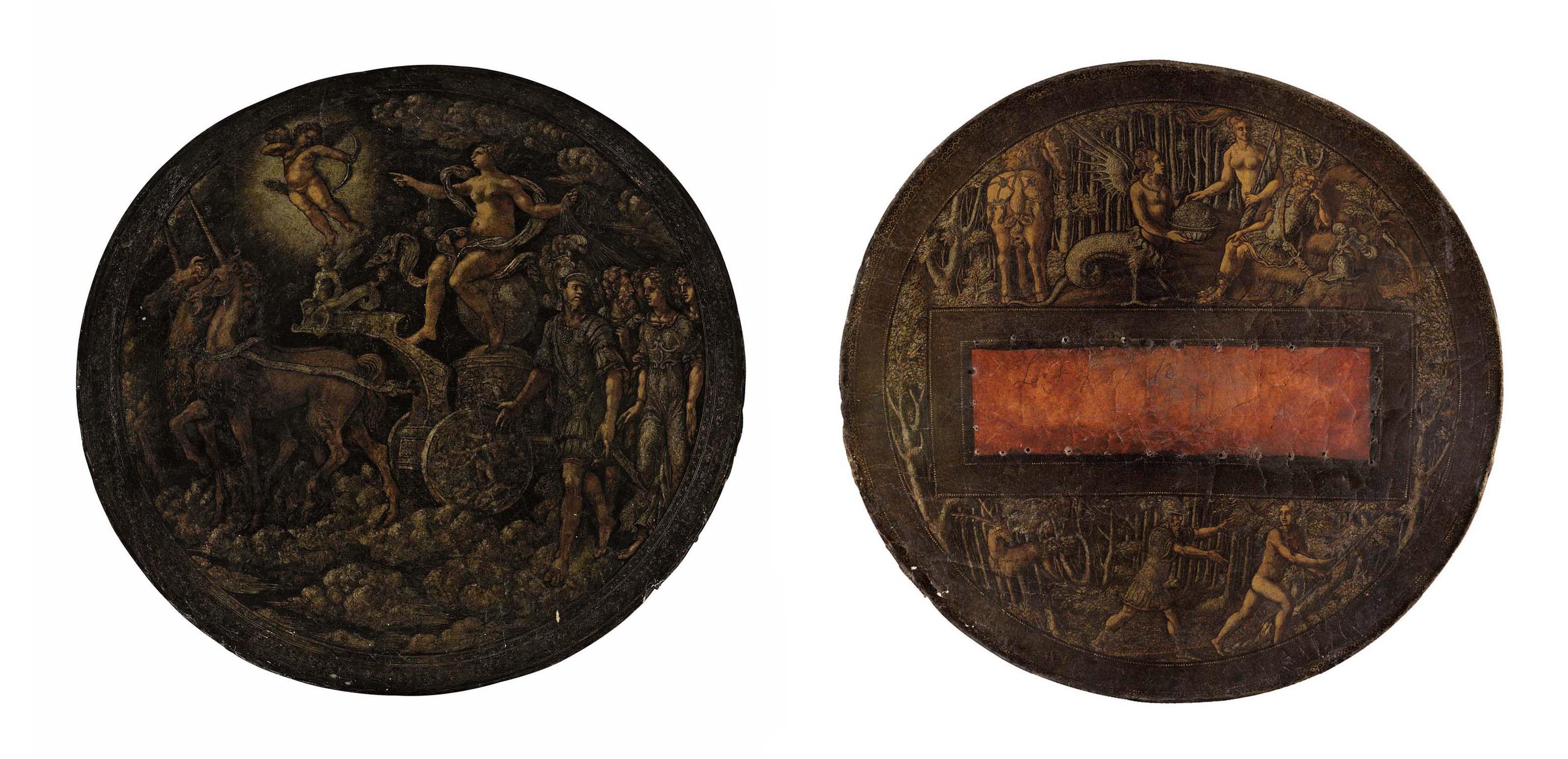 Attributed to Girolamo da Trev