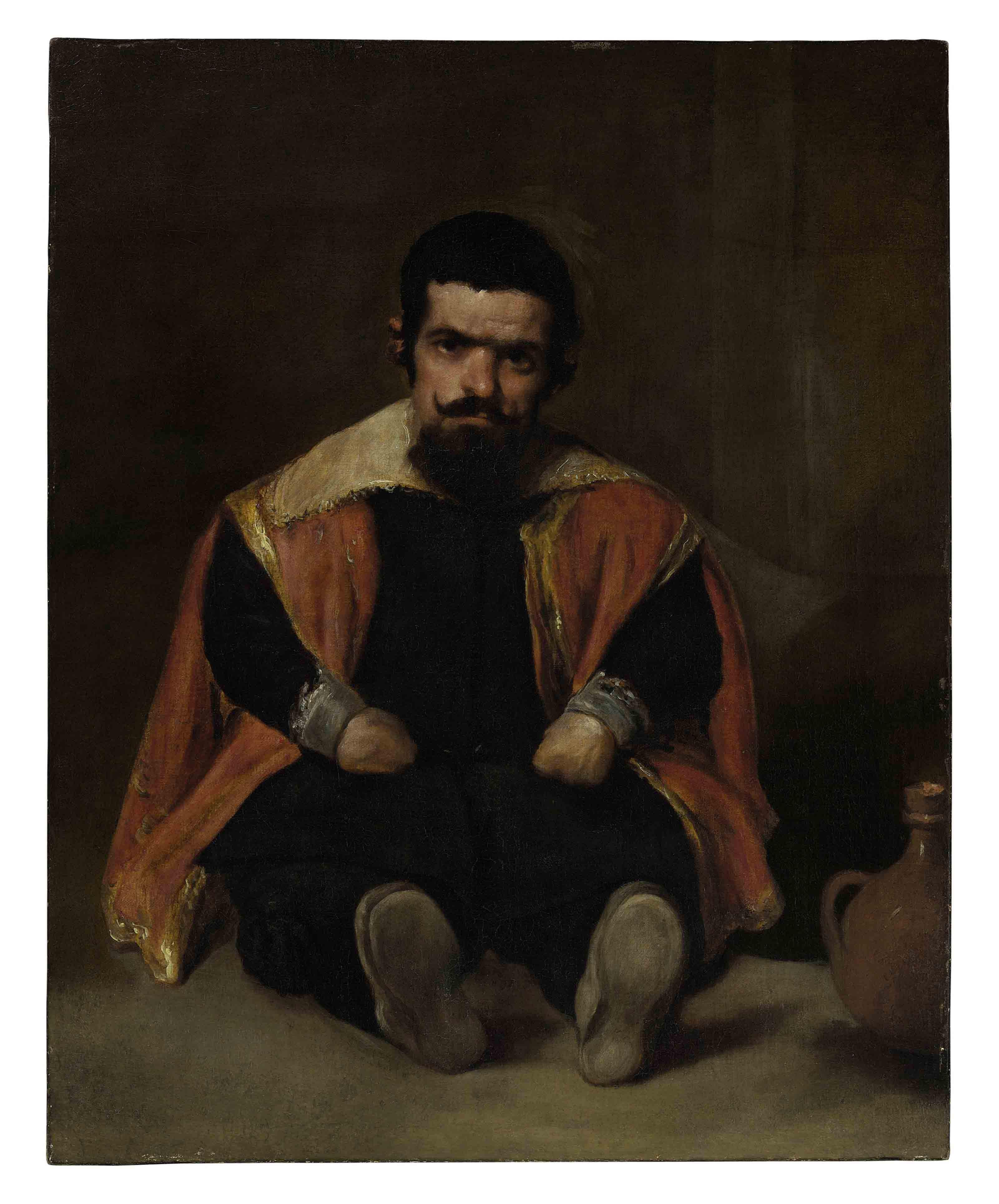 Studio of Diego Rodríguez de Silva y Velázquez (Seville 1599-1660 Madrid)
