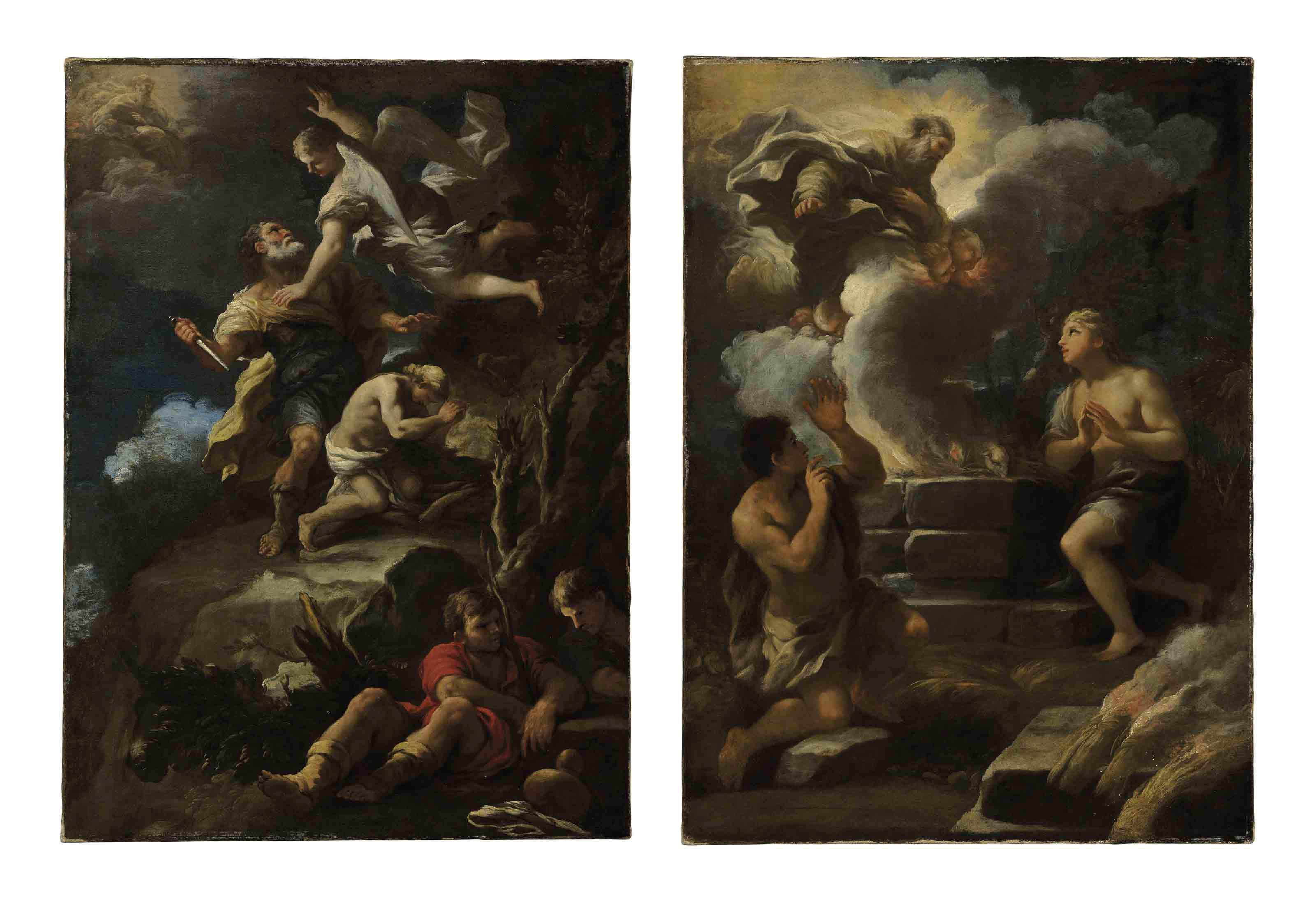 Luca Giordano, Fa Presto (Naples 1634-1705)