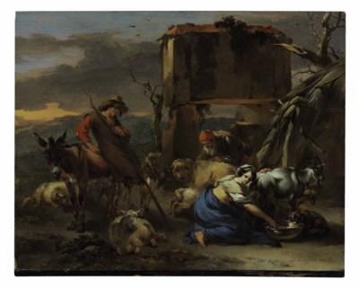 Nicolaes Pietersz. Berchem (Ha