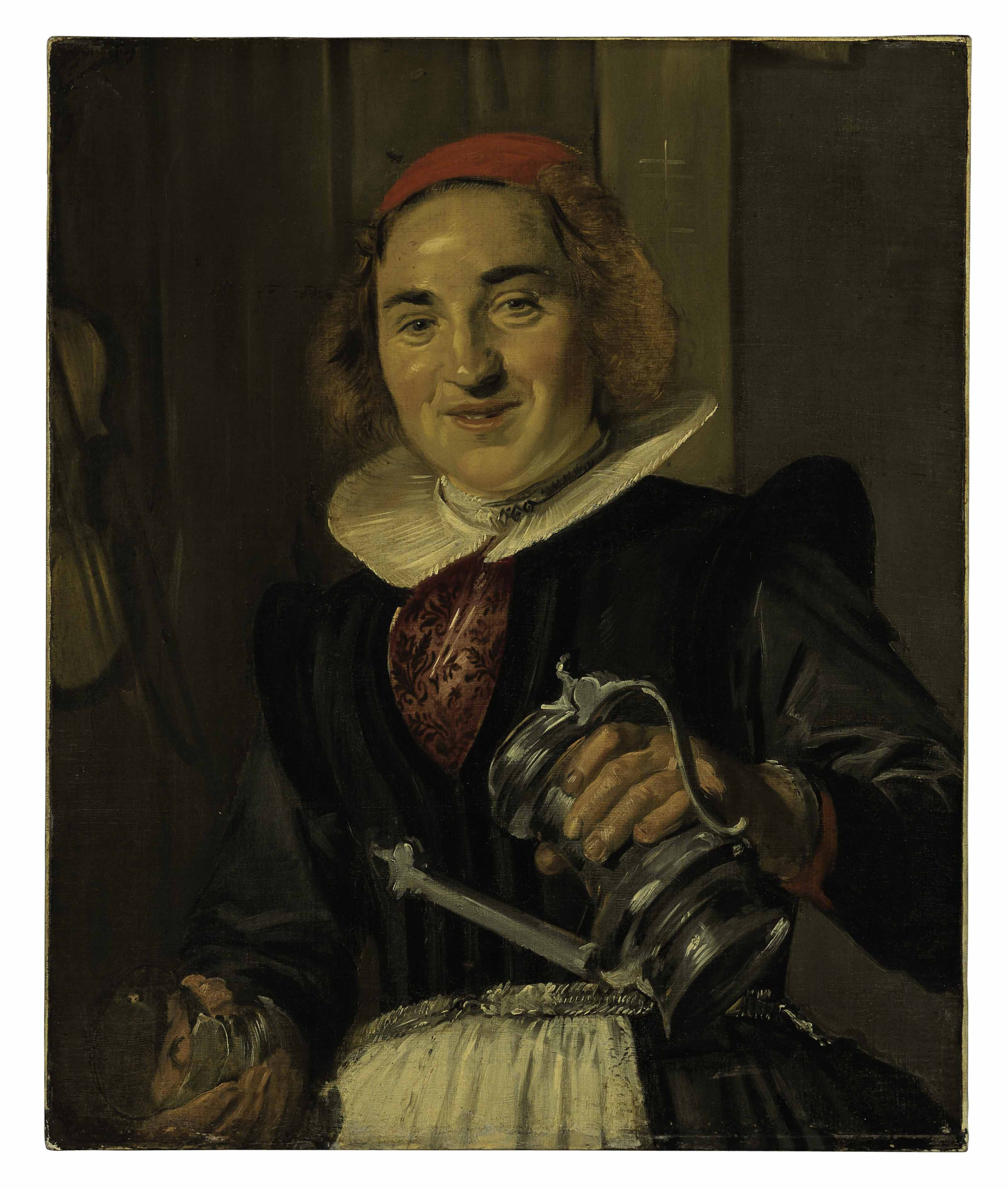Attributed to Frans Hals (Antw