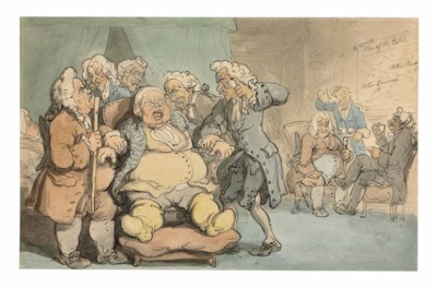Thomas Rowlandson (London 1756