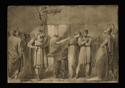 Bartolommeo Pinelli (Rome 1781