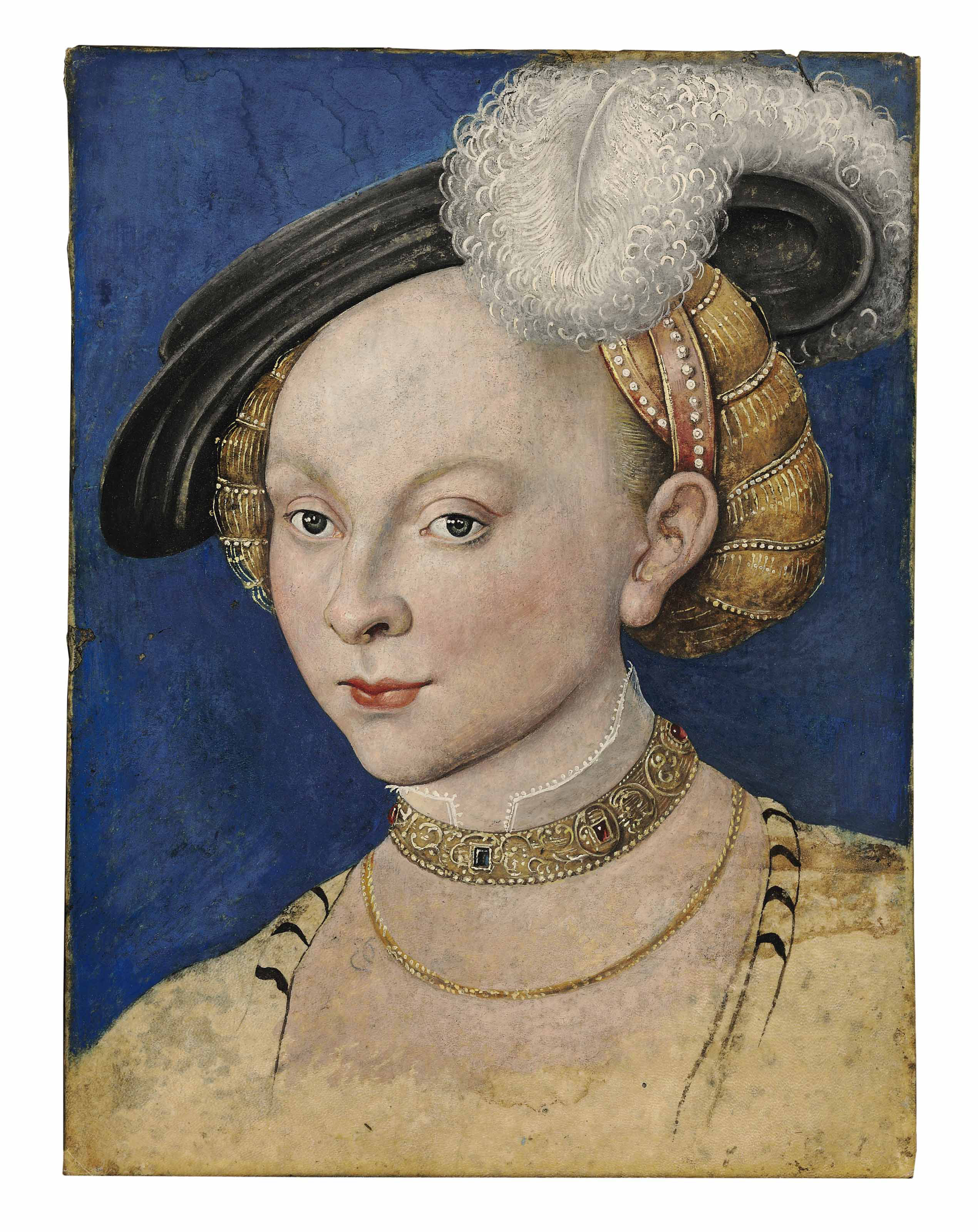 Attributed to Lucas Cranach th
