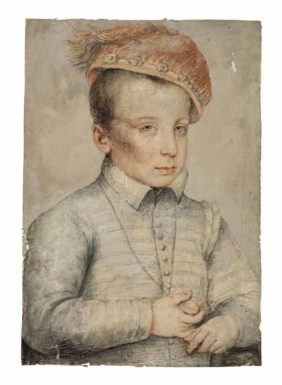 François Clouet (Tours circa 1